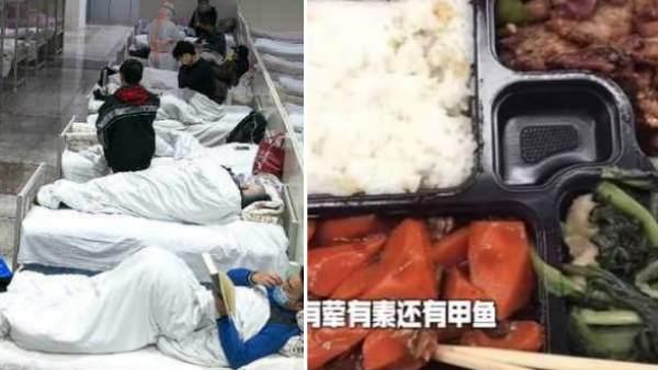 इसे भी पढ़ें- चीन में जानवरों से फैला है Coronavirus, फिर भी मरीजों को खाने में दी जा रहीं ऐसी चीजें