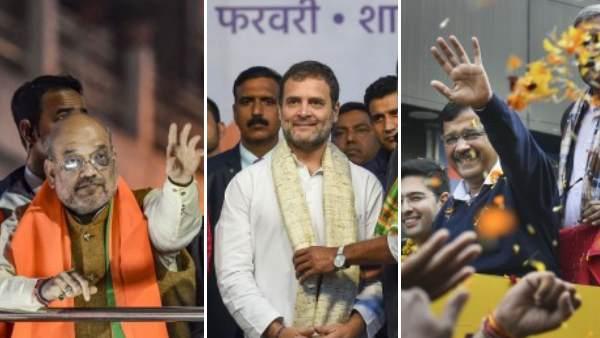 Delhi Election: दिल्ली में आज शाम थम जाएगा चुनाव प्रचार, भाजपा मैदान में उतारेगी कई दिग्गज