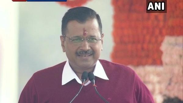 आज दिल्ली के हर परिवार की जीत