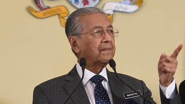 मलेशिया के प्रधानमंत्री महातिर मोहम्मद ने किंग को भेजा अपना इस्तीफा