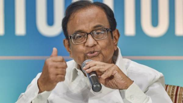 delhi violence: chidambaram says continued violence reflects colossal failure of delhi police