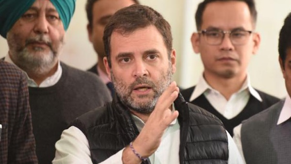 Rahul Gandhi condemned violence that broke out between pro and anti CAA groups in delhi