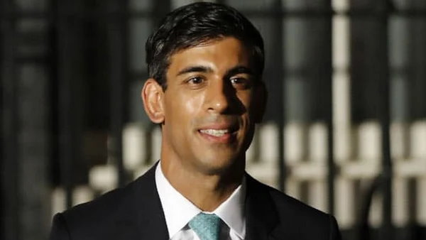 Rishi Sunak of Indian origin became Britains new finance minister