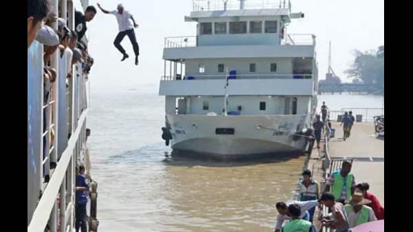 शिप से गिरी महिला तो बचाने के लिए 40 फीट से कूदा 60 साल का कैप्टन, इतनी जानें बचाईंं कि याद भी नहीं