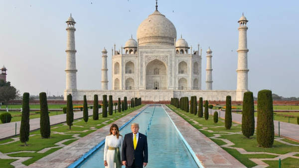 यह भी पढ़ें-इस डर से ताज महल के अंदर मौजूद कब्रों को ट्रंप ने नहीं देखा