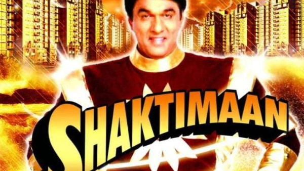 Doordarshan telecast Shaktimaan, the famous serial featuring Mukesh Khanna, from April 2020