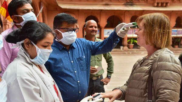 यह पढ़ें: Coronavirus: चंडीगढ़ में कोरोना वायरस का पहला केस, 23 साल की महिला की रिपोर्ट आई Positive