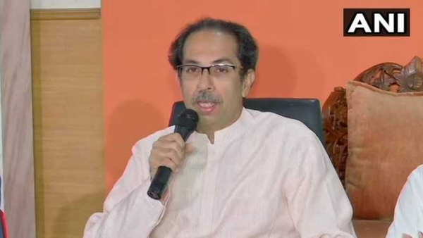 CM Uddhav Thackeray said I am at home listening to my wife words listen to your home minister