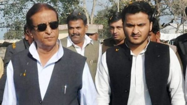 Azam khan and son Abdullah will remain in Sitapur jail