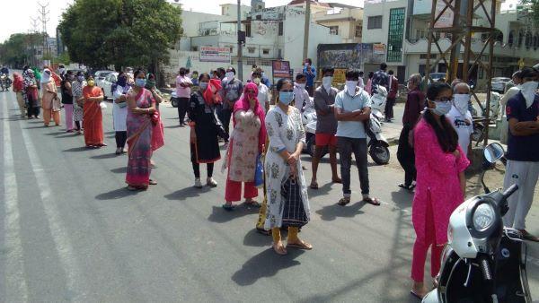 राजस्थान: भीलवाड़ा में गंभीर हालात, डॉक्टर्स-नर्स भी कोरोना की चपेट में, अब तक 17 पॉजिटिव केस