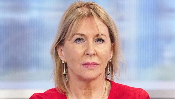 Coronavirus: British MP and health minister Nadine Dorries tests positive for Covid19