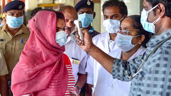 गुजरात में आज कोरोना के 3 मरीजों का पता चला, नियंत्रण के लिए 20,102 लोग क्वारंटाइन हुए
