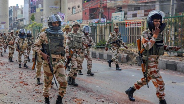 Delhi Police have been detained Three persons in connection with Delhi Violence