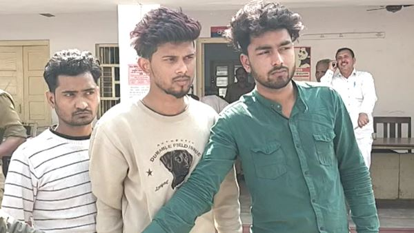 three arrested in job fraud case in meerut