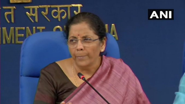 Concerned departments and state governments have been continuously monitoring coronavirus says Nirmala Sitharaman