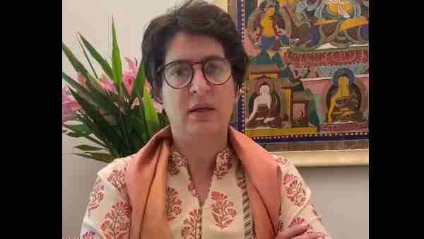 Priyanka Gandhi released video on rescue from Coronavirus