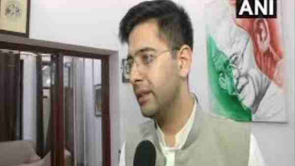 FIR registered against AAP MLA Raghav Chadha for allegedly making objectionable comments against Yogi Adityanath