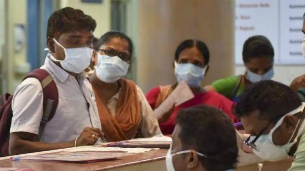 महाराष्ट्र में 24 घंटे में कोरोना के 394 नए केस, संक्रमित मरीजों की संख्या 6817 पहुंची