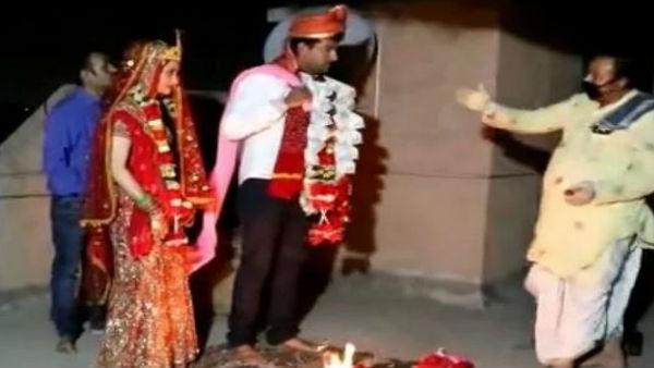 Bigg Boss विनर ने छत पर रचाई शादी, पैसा बचाकर PM केयर्स फंड में किया दान
