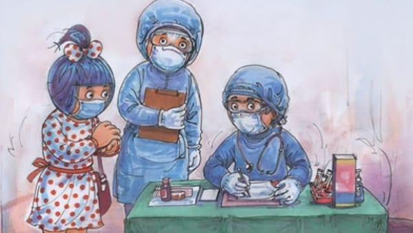 सोशल मीडिया पर लाखों लोग देख चुके हैं अमूल का ये डूडल, डॉक्टरों और नर्सों के लिए कही बड़ी बात