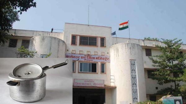 प्रवासी मजदूर ने बिहार सरकार से मांगा कुकर, भीलवाड़ा कलेक्टर ने पहुंचाया तब बना खाना