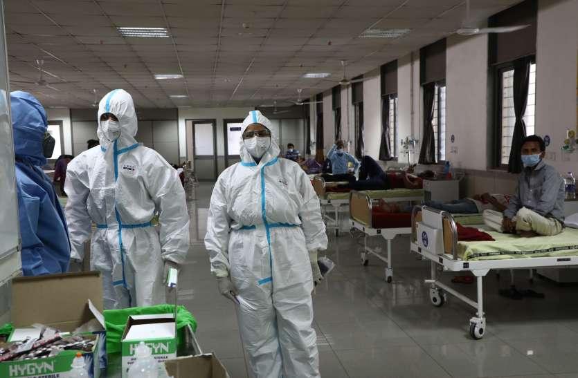 गुजरात: कोरोना फ्री हुई राजधानी में फिर नया मरीज मिला, अब तक 134 मौतें, जानिए सभी जिलों का हाल