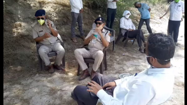 पाली में ऑनर किलिंग : बेटी की हत्या करने 1000 किमी दूर आई मां, शव पेट्रोल से जलाकर दफनाया