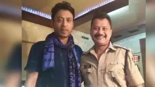 इरफान खान ने बचाई थी राजस्थान के IPS हैदर अली की जान, दोस्त को यूं निकाल लाए थे मौत के मुंह से