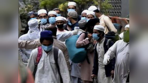 तबलीगी जमात से जुड़े 9 पाकिस्तानी अब मस्जिद में छिपे मिले, पुलिस ने यहां से पकड़ा