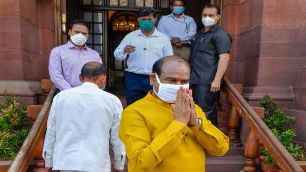 लोकसभा स्पीकर ओम बिड़ला बोले, Coronavirus को रोकने में भारत काफी हद तक सफल