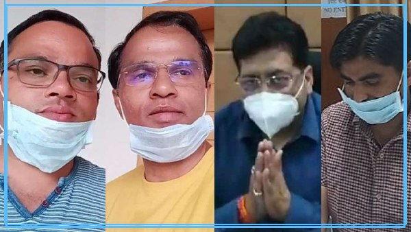 Bhilwara Model : ये हैं वो 4 किरदार जिन्होंने भीलवाड़ा में रोकी कोरोना वायरस की बढ़ती रफ़्तार