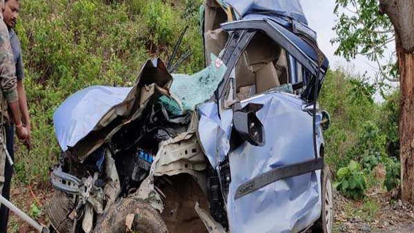 jharkhand giridih road accident 5 people died
