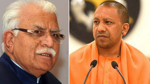 Haryana CM Khattar calls CM Yogi on Haryana roadways Driver case, One UP Police official suspended