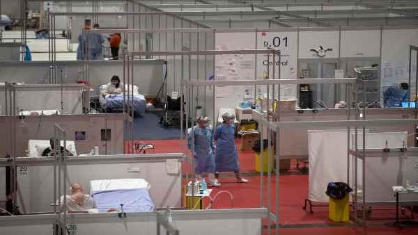 बदल सकती है अस्पतालों से डिस्चार्ज पॉलिसी