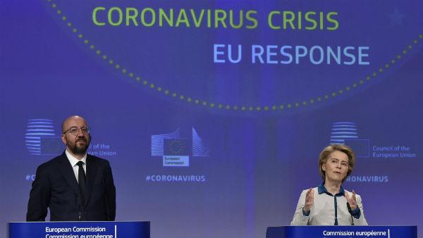 यह भी पढ़े-EU की प्रेसीडेंट बोलीं- कोरोना वायरस पर चीन की जांच जरूरी