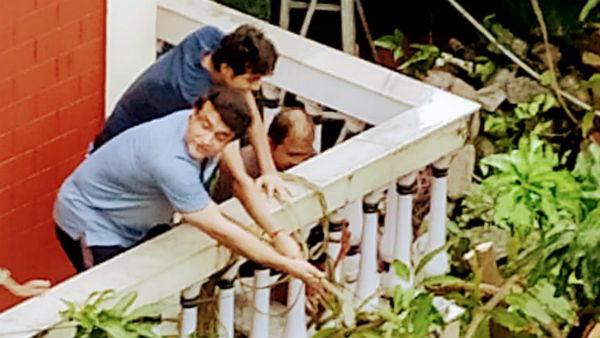 यह पढ़ें: Cyclone Amphan का तांडव, BCCI अध्यक्ष सौरव गांगुली के घर में गिरा पेड़, दादा ने शेयर की तस्वीर