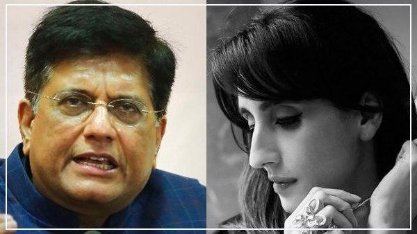 यह पढ़ें: पीयूष गोयल के एक भी व्यक्ति भूखा नहीं है...वाले बयान पर बोलीं फराह खान-'यह सच नहीं है सर'