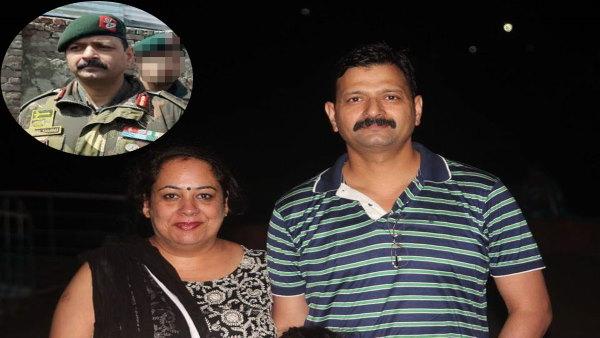 जम्मू कश्मीर के हंदवाड़ा एनकाउंटर शहीद आशुतोष शर्मा यूपी के रहने वाले थे, जानिए किस वजह से जयपुर में होगा अंतिम संस्कार