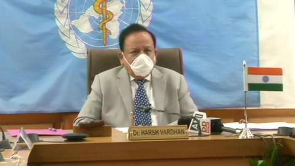 ये भी पढ़ें-WHO एग्जीक्यूटिव बोर्ड के चेयरमैन बने डॉ. हर्षवर्धन, कोरोना महामारी के दौर में निभाएंगे अहम भूमिका