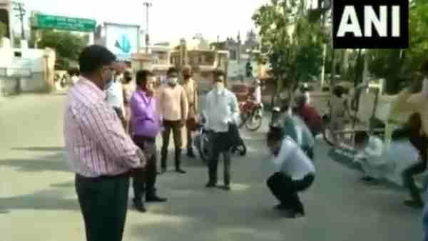 ये भी पढ़ें:- लॉकडाउन के बीच सब्जियों के दाम पूछने मंडी पहुंचे लोग, पुलिस ने कराई उठक-बैठक