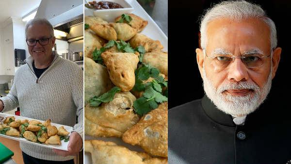 ऑस्ट्रेलियाई पीएम ने बनाया समोसा-चटनी, जताई मोदी संग खाने की इच्छा, जानिए PM ने क्या दिया जवाब