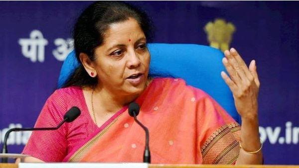 टीडीएस और टीसीएस 31 मार्च में 2021 तक 25 फीसदी घटाया गयाः वित्त मंत्री