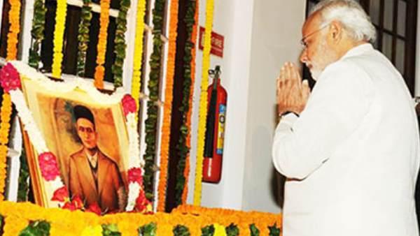 Veer Savarkar Jayanti: प्रधानमंत्री मोदी ने वीर सावरकर को दी श्रद्धांजलि, स्वतंत्रता आंदोलन में उनके योगदान को किया याद