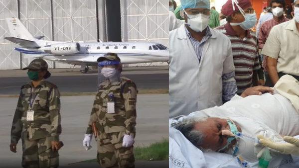 राजस्थान : मंत्री मास्टर भंवरलाल मेघवाल की तबीयत बिगड़ी, एयरलिफ्ट कर मेदांता अस्पताल में किया शिफ्ट