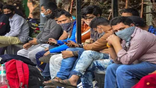 लॉकडाउन में भारतीय वायरस से कम चिंतित हैं, जानिए उनकी चिंता की बड़ी वजह क्या है?