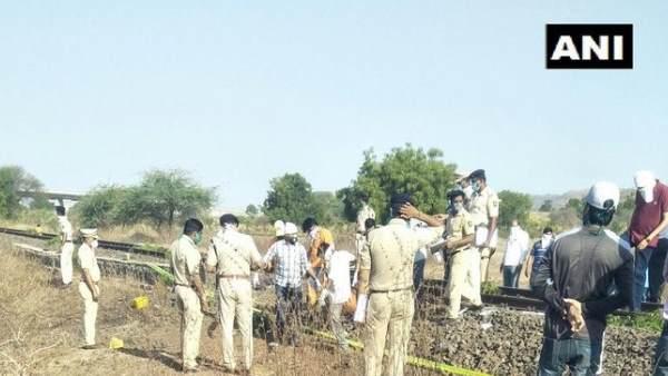 औरंगाबाद ट्रेन हादसे में रेलवे ने दिए जांच के आदेश, कहा- लोको पायलट ने की थी ट्रेन रोकने की कोशिश