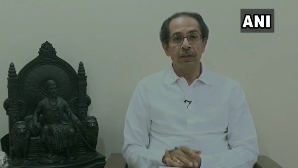 Uddhav Thackeray says have to tackle COVID 19 before monsoon begins