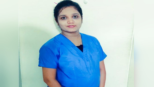 गुजरात की कोरोना वॉरियर: आठ माह की गर्भवती अर्चना जोशी रोज हॉस्पिटल में ड्यूटी दे रहीं, कहती हैं- जब तक दम है, सेवा करती रहूंगी