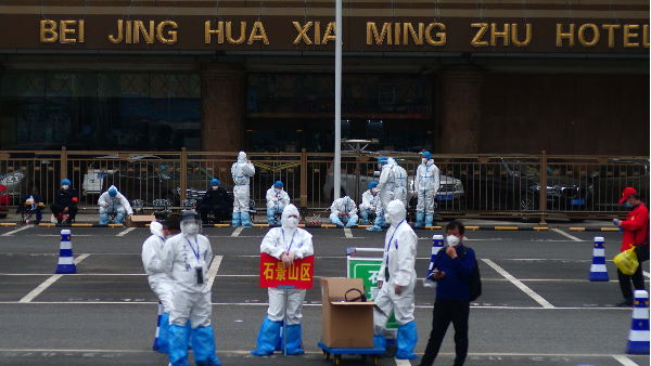 कोरोना वायरस चीन द्वारा छुपाई गई एक आपराधिक साजिश: EU क्रॉनिकल