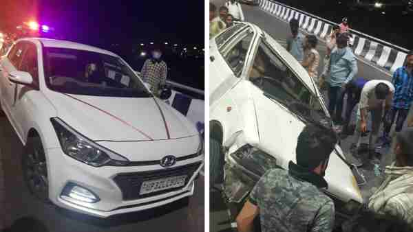 Cricketer Akshdeep Ford Mustang car collided with 2 cars